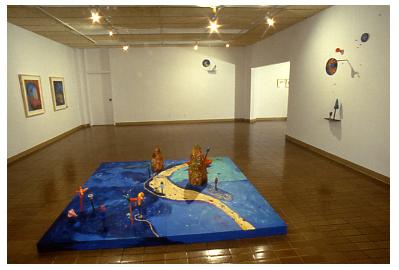 Galerie Plein Sud, Longueuil (Vue d'ensemble/Overview), 1994