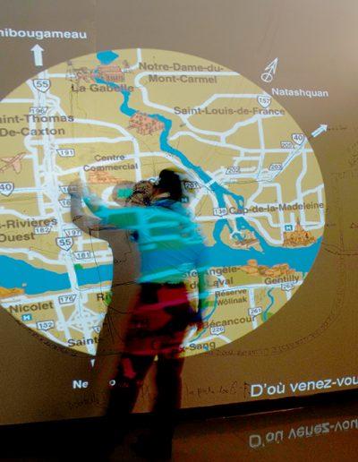 D'où venez-vous? Où allons-nous? Exposition Écosystèmes , Galerie R3, 2009