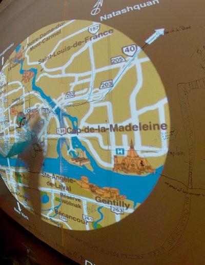 D'où venez-vous?Où allons-nous?, Exposition Écosystèmes, Galerie R3, 2009