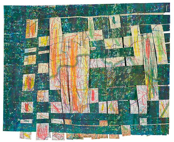 Bethléem, Technique mixte/Mixed Media, 2006