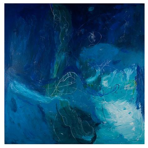 Harmonie Poétique, Peinture/Painting, 1993