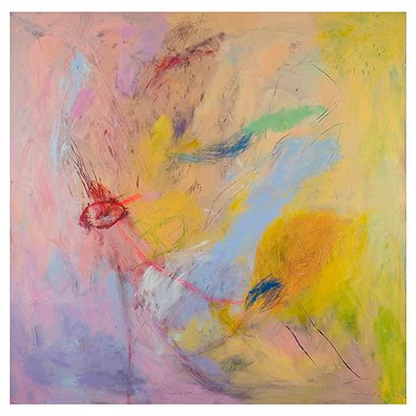 Rayon de soleil, Peinture/Painting, 1990