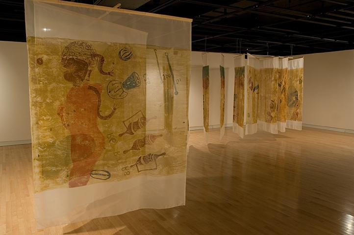 Exposition Mirage (Vue d'ensemble/Overview), 2008