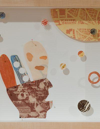 Parole de chef (Détail), Assemblage, 2012