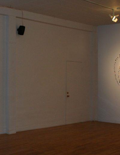 Vue d'ensemble/Overview, Galerie Grave, Victoriaville, 2011
