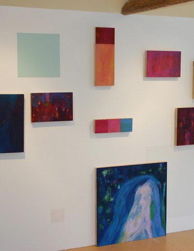 Vue d'ensemble en atelier/Studio overview, 2006
