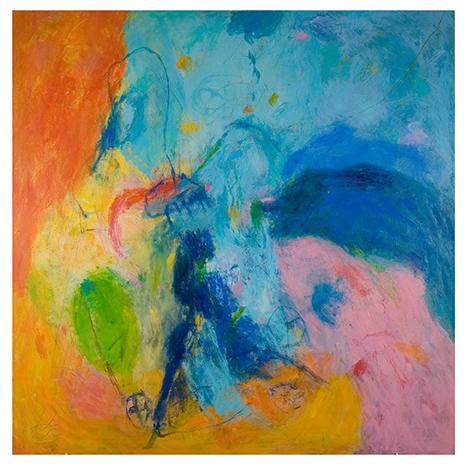 Cent Titres, peinture/painting, 1991