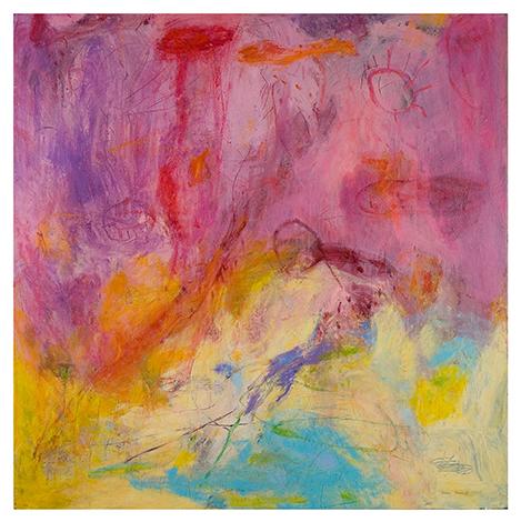 Cent Titres 1, peinture/painting, 1991